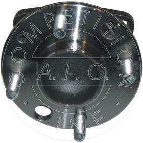 Radlagersatz Ø: 136mm mit OEM-Nummer 1 057 808