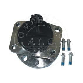 Wheel Bearing Kit Ø: 136mm, Inner Diameter: 31mm with OEM Number 4 858 822