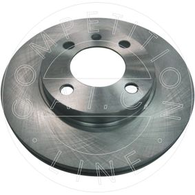 Bremsscheibe Bremsscheibendicke: 20mm, Lochanzahl: 4, Ø: 239mm mit OEM-Nummer 321 615 301C