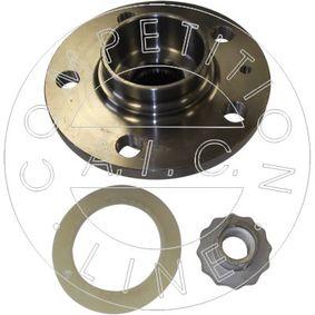 Radlagersatz Ø: 126mm, Innendurchmesser: 29mm mit OEM-Nummer 6Q0 407 621 C