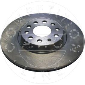 Bremsscheibe Bremsscheibendicke: 25mm, Lochanzahl: 5, Ø: 312mm mit OEM-Nummer 5C0 615 301B