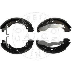 Bremsbackensatz Breite: 56mm mit OEM-Nummer 701609531E