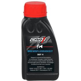 Bremsflüssigkeit CO 3500 CLIO 2 (BB0/1/2, CB0/1/2) 1.5 dCi Bj 2010