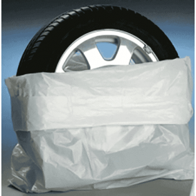 Reifentaschen-Set Breite: 300mm, Höhe: 1000mm, Länge: 700mm CO3709