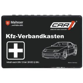 Kit de primeros auxilios para coche CO6000