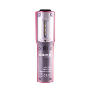 Φακος Χειρος Χωρητικότητα μπαταρίας: 4400mAh, διάρκεια φωτισμού: 3:10ώρες OK033003
