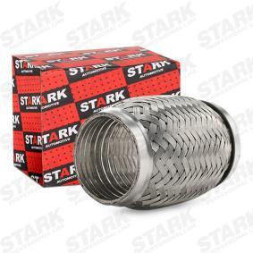 Flexrohr, Abgasanlage Länge: 116mm, Innendurchmesser: 60mm mit OEM-Nummer 18 30 7 793 967