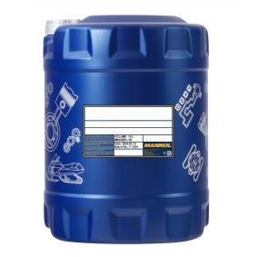 Flüssigkeit zur Abgasnachbehandlung bei Dieselmotoren / AdBlue MANNOL AD3001-10 für Auto (Inhalt: 10l, Harnstoffgehalt-32.5, Stickstoffgehalt, -15.2%, Kanister)