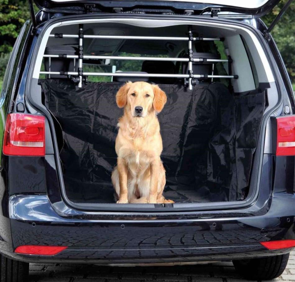 JOLLYPAW  7721571 Protection de voiture pour chien Longueur: 230cm, Largeur: 170cm