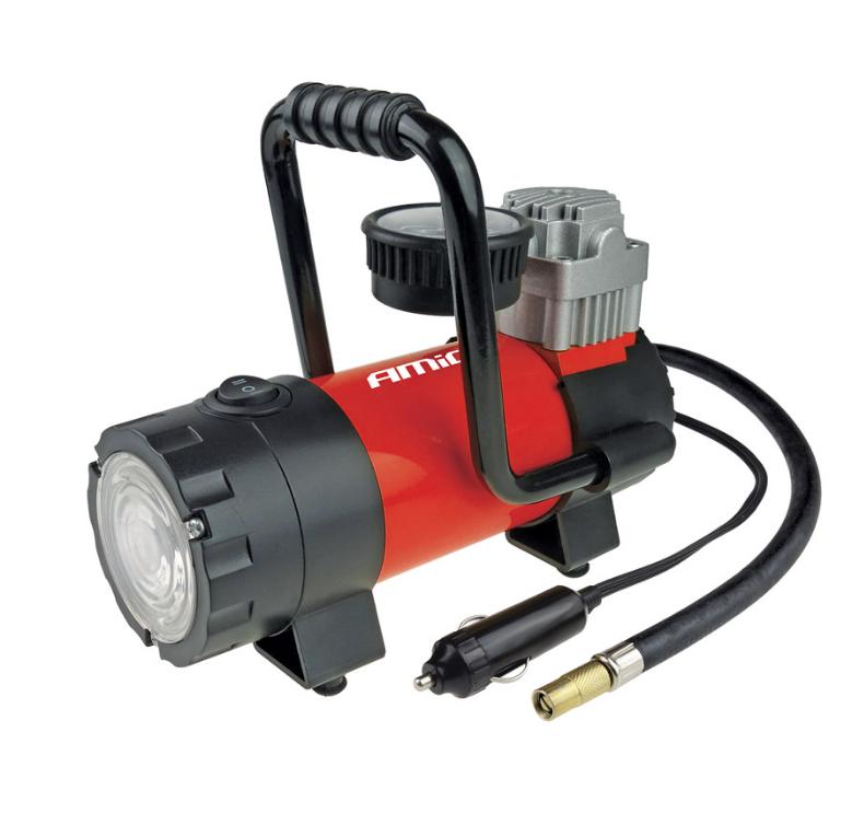 Luftkompressor 02180 AMiO 02180 af original kvalitet
