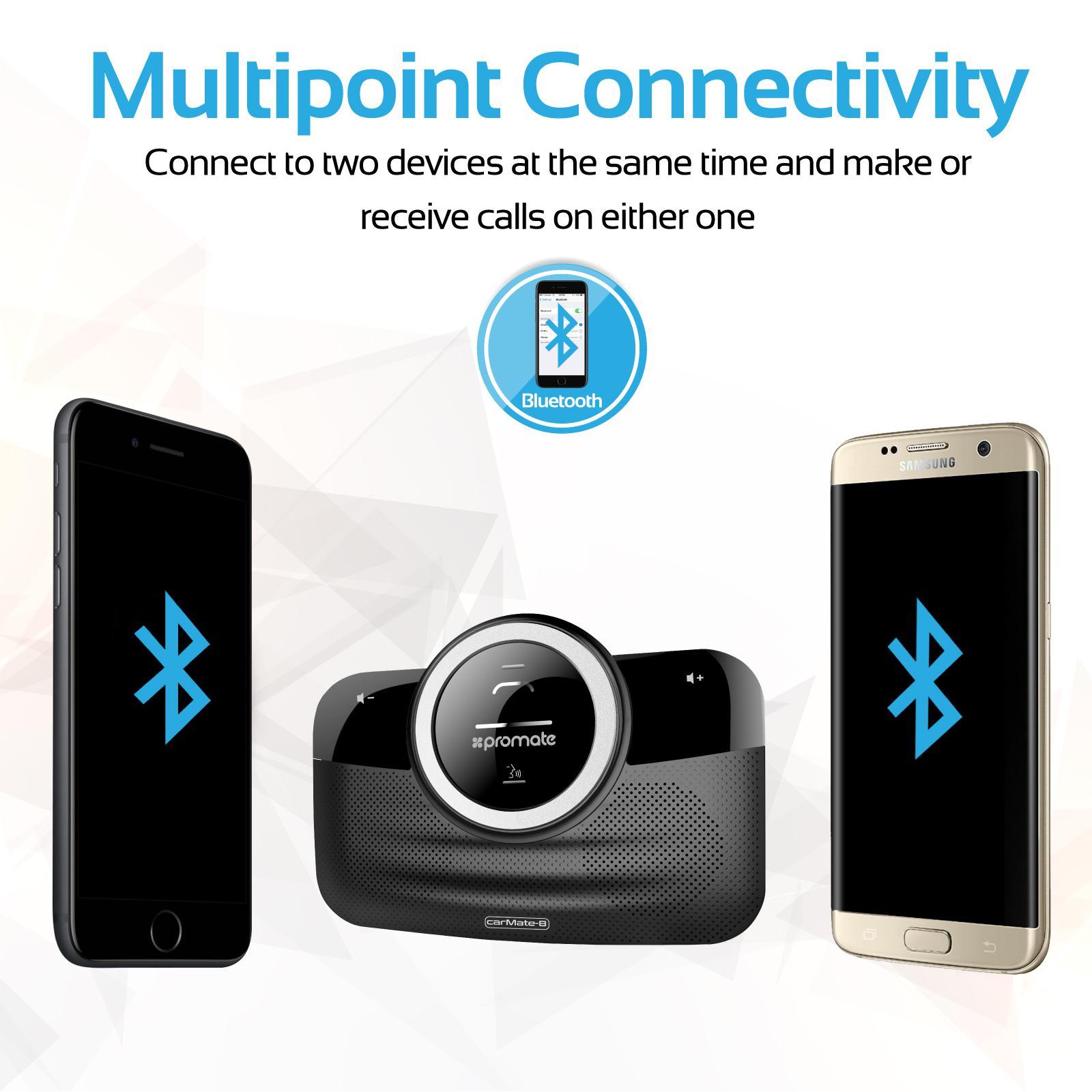 Auricular Bluetooth PROMATE 8038 classificação