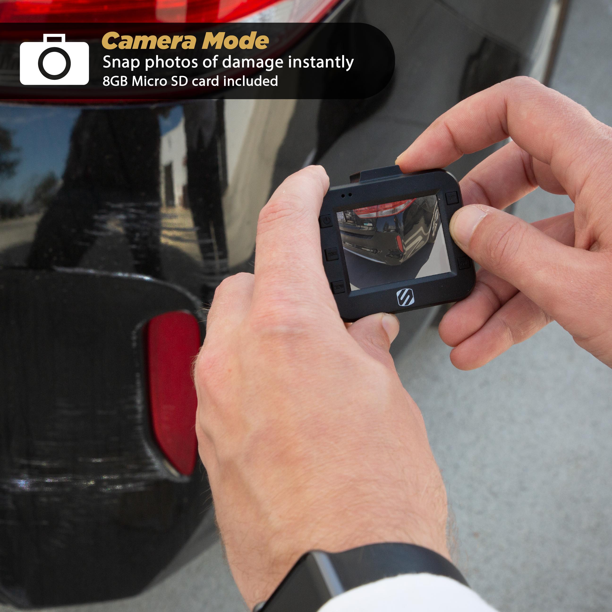 Caméra de bord SCOSCHE 8097 33991071056