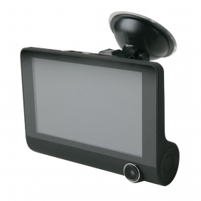 Dash cam Number of cameras: 2, Viewing Angle: 100 (Interior), 140 (Front)° 8099
