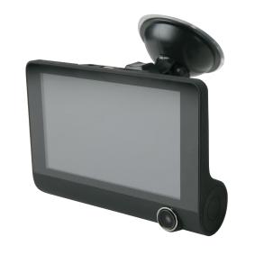 Dashcam Antal kameror: 2, Blickvinkel: 140 (Front)°, 100 (Interior)° 8099