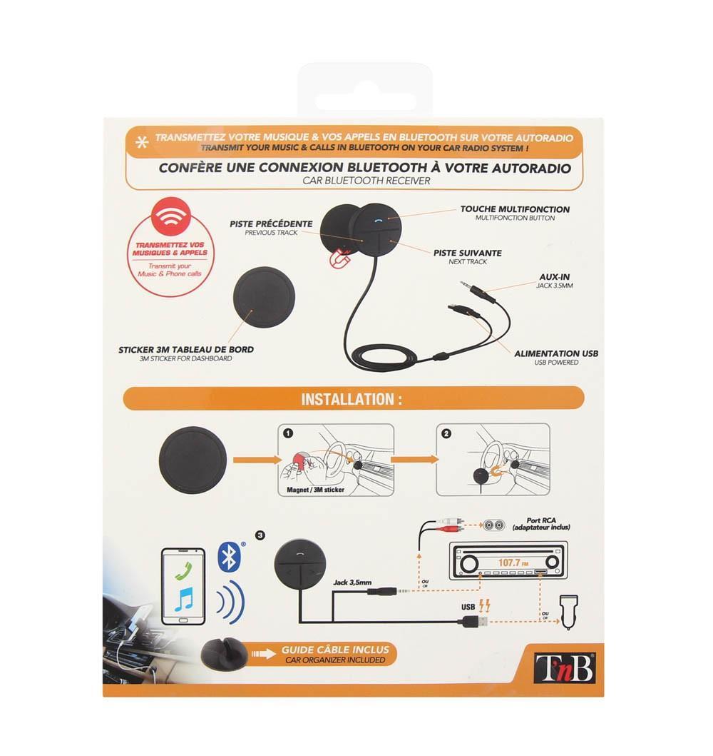Bluetooth Headset TnB 8112 Erfahrung