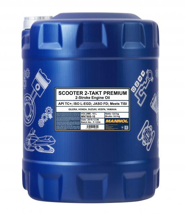 Motoröl MN7805-10 MANNOL MN7805-10 in Original Qualität