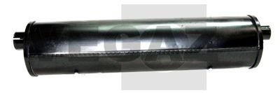 VEGAZ  MS-204 Mittel- / Endschalldämpfer
