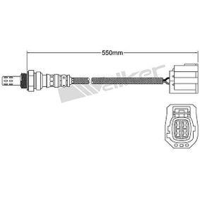 Lambdasonde Kabellänge: 550mm mit OEM-Nummer LFH218861B
