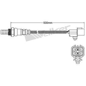 Lambdasonde Kabellänge: 500mm mit OEM-Nummer 39210 26810
