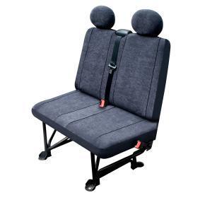 Osłona na fotel Ilość części: 1-częściowy, Rozmiar: L 30212 VW Transporter V Bus (7HB, 7HJ, 7EB, 7EJ, 7EF, 7EG, 7HF, 7EC)