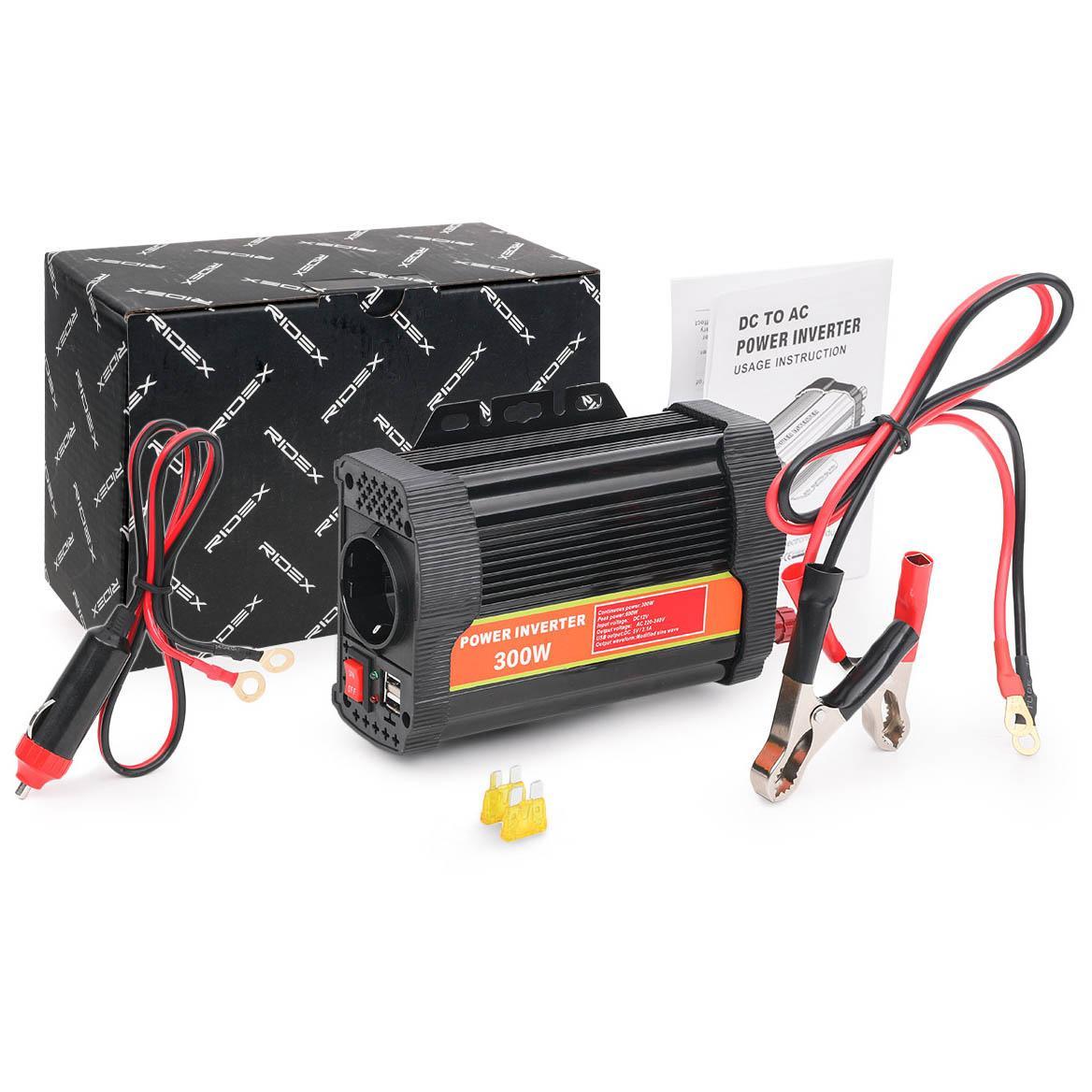 Inverter RIDEX 4318A0002 expert knowledge