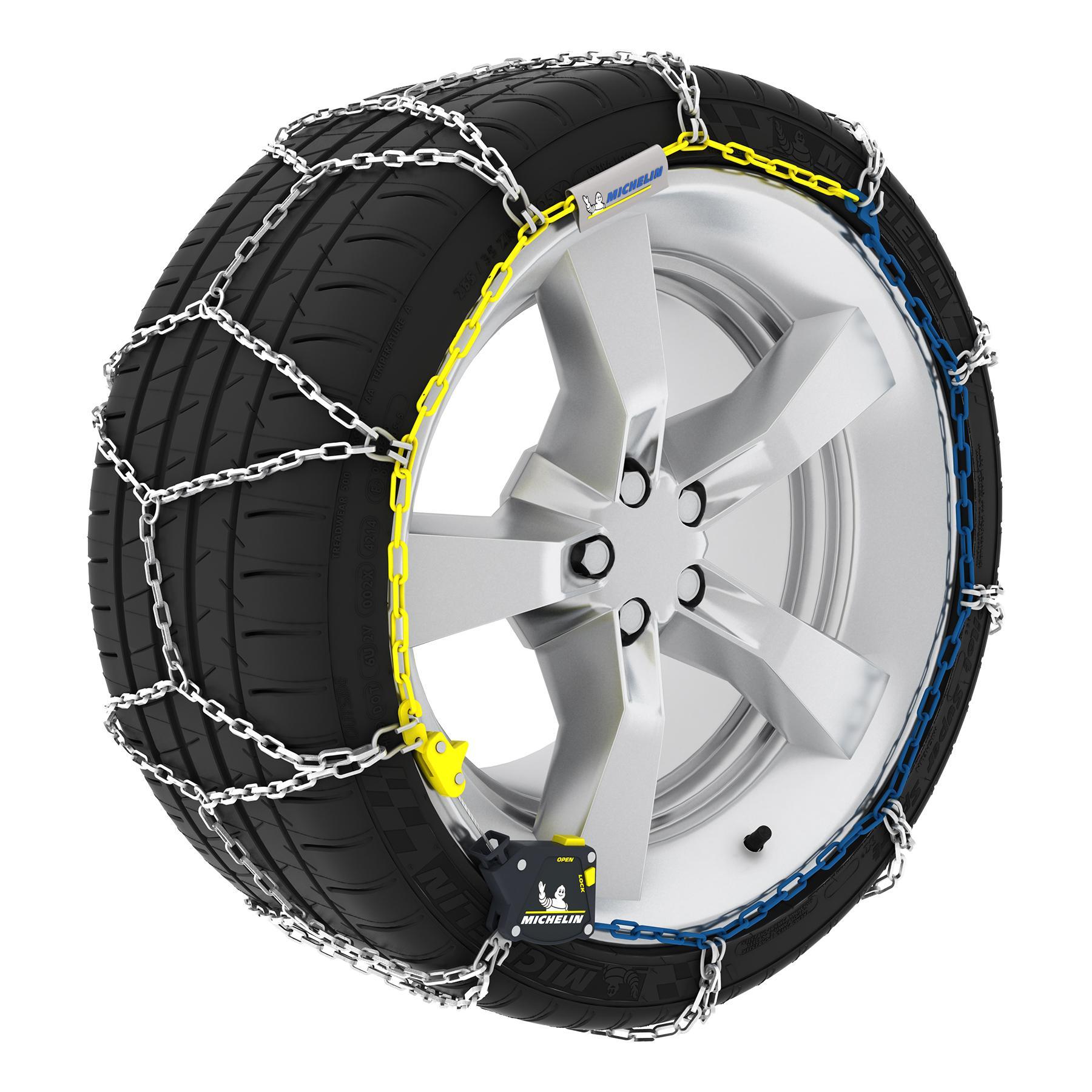 Catene da neve 008451 Michelin 008451 di qualità originale