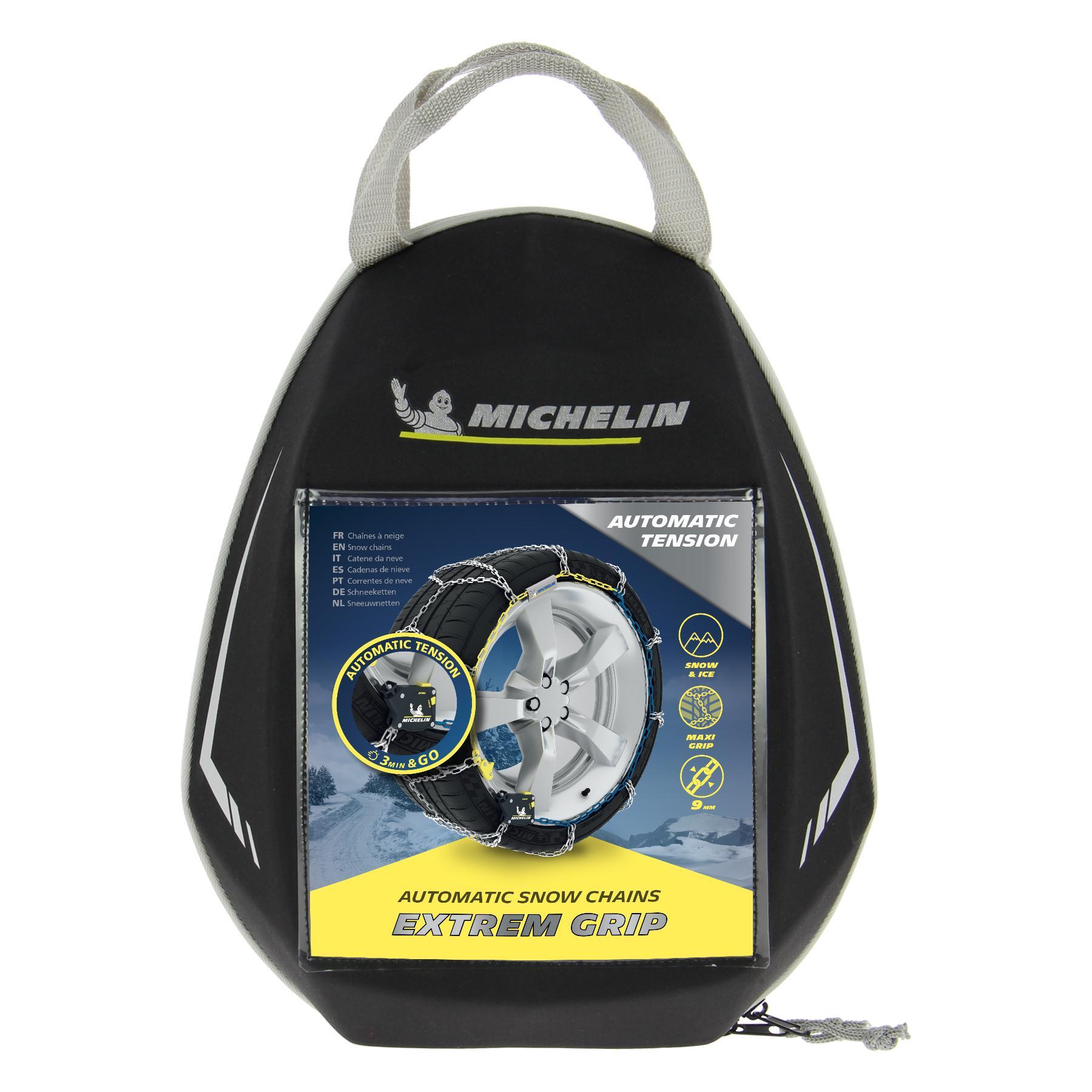 Catene da neve Michelin 008451 conoscenze specialistiche