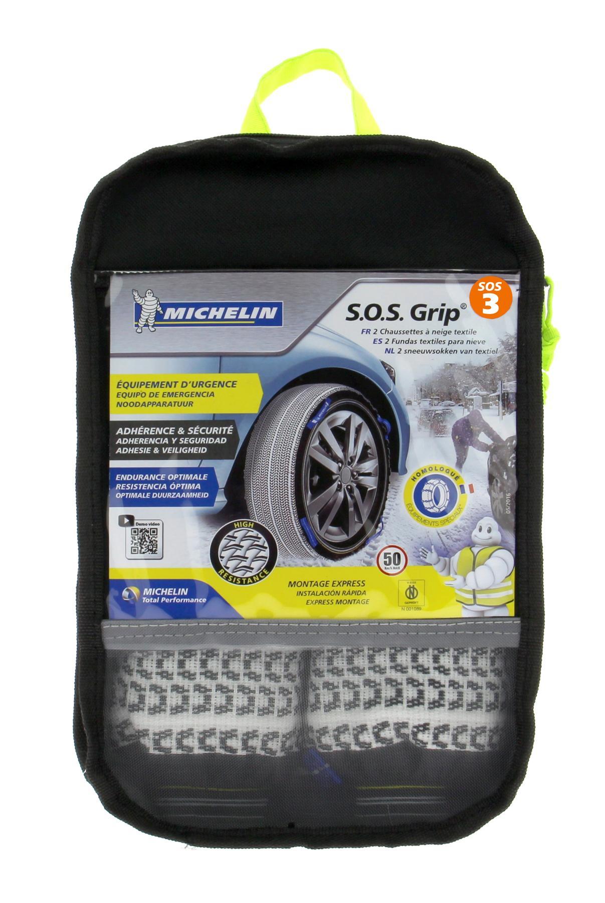 Catene da neve Michelin 008403 conoscenze specialistiche