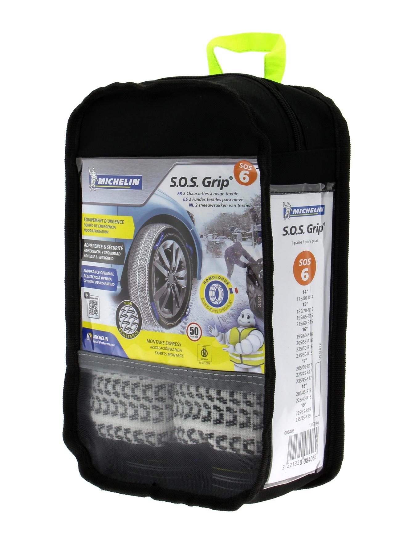 Catene da neve Michelin 008406 conoscenze specialistiche