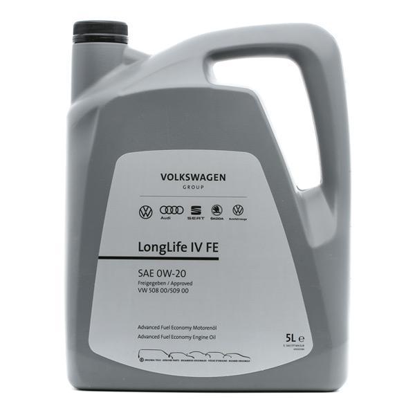 VAG LONGLIFE IV GS60577M4 Motoröl