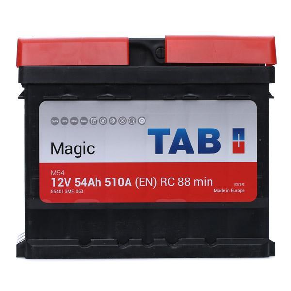 TAB Magic 189054 Starterbatterie