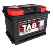 189063 TAB Batterie 12V 62Ah 600A B13 DIN 56249 SMF Bleiakkumulator