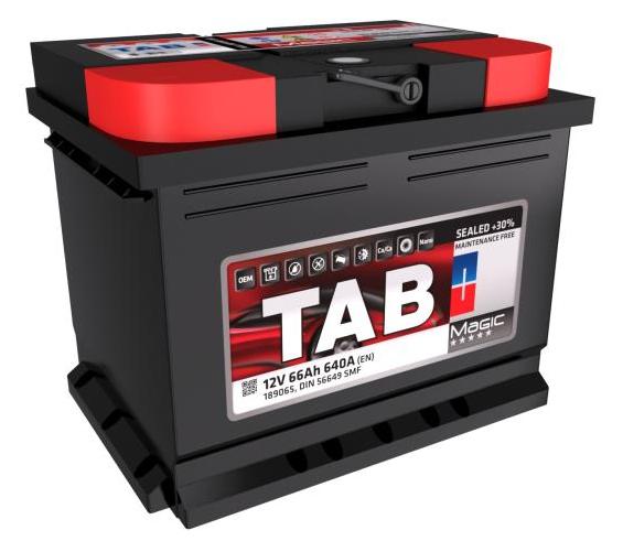 TAB Magic 189065 Starterbatterie