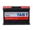 Sistema eléctrico X-TRAIL (T30): 189080 TAB Magic