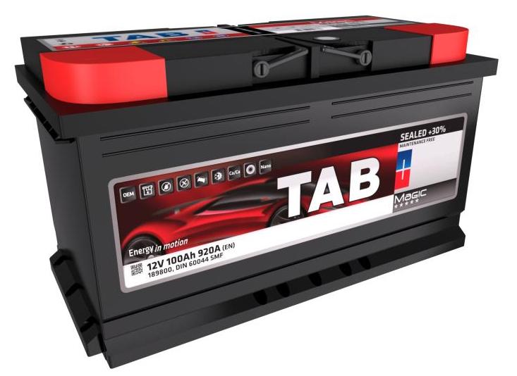 TAB Magic 189800 Starterbatterie