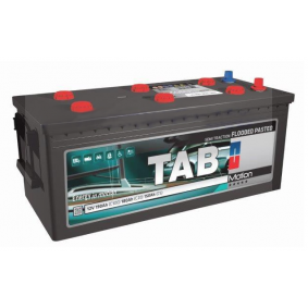TAB Nutzfahrzeugbatterien 180Ah, 12V, 1100A, B0, Bleiakkumulator