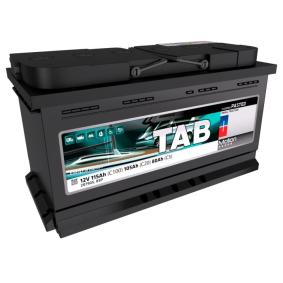 Starterbatterie mit OEM-Nummer A 005 541 10 01