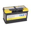 Elektrische systemen VOYAGER II (ES): 212090 TAB EFB Stop & Go