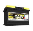 Akkumulator SUBARU FORESTER (SF) 2001 Baujahr 560410054 TAB Batterie-Kapazität: 60Ah, Kälteprüfstrom EN: 600A, Spannung: 12V