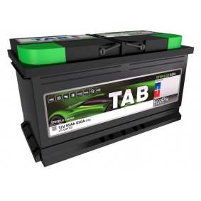 Starterbatterie mit OEM-Nummer 4F0915105E