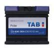 Kfz-Elektroniksysteme: TAB 246044 Starterbatterie Polar en