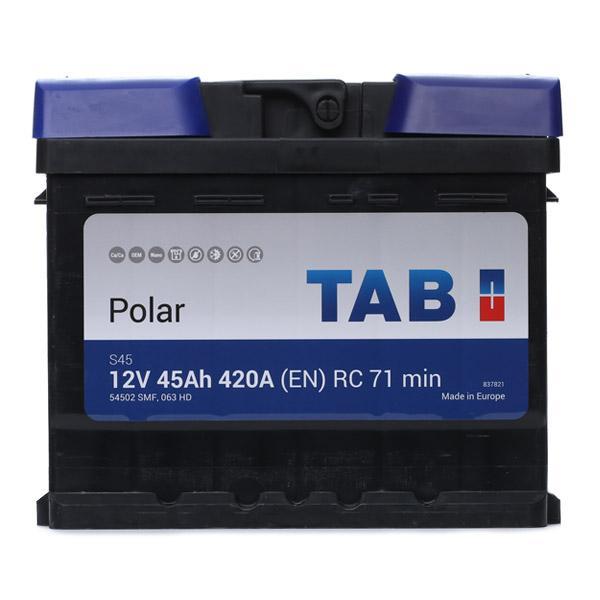 TAB Polar en 246045 Starterbatterie