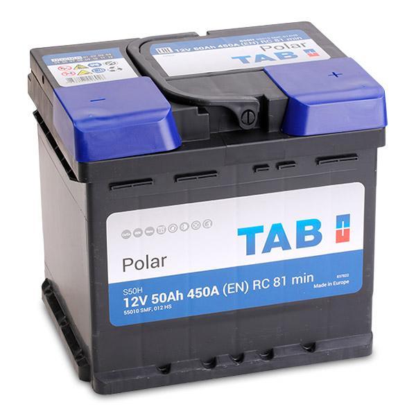 TAB Polar en 246050 Starterbatterie