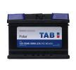 Kfz-Elektroniksysteme: TAB 246055 Starterbatterie Polar en