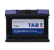 246055 TAB Starterbatterie 12V 55Ah 500A B13 DIN 55509 SMF Bleiakkumulator