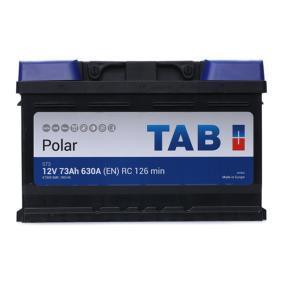 246073 Batterie auto Tiguan 5n 2.0 TDI 4motion 2012