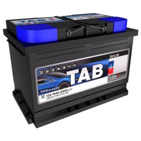 Starterbatterie 246074 CRAFTER 30-50 Kasten (2E_) 2.5 TDI Bj 2013