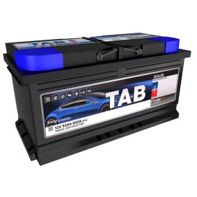 Starterbatterie mit OEM-Nummer 1 J091 510 5AH