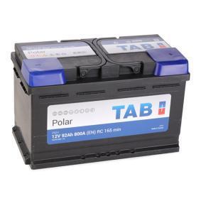 Starterbatterie 246292 CRAFTER 30-50 Kasten (2E_) 2.5 TDI Bj 2011