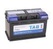 TAB Polar B13 , 92 Ah , 12 V , DIN 59249 SMF , 800 A , Bleiakkumulator 246292